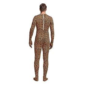 Full Bodysuit Unisex Adult Costume Without Hood Spandex Stretch Zentai Unitard Body Suit