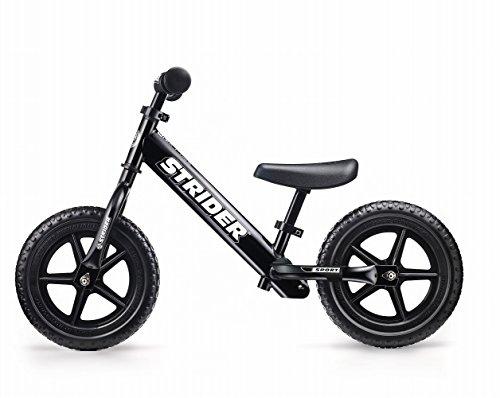 STRIDER ( ストライダー ) 本体 12インチ スポーツモデル ( ブラック ) 日本正規品