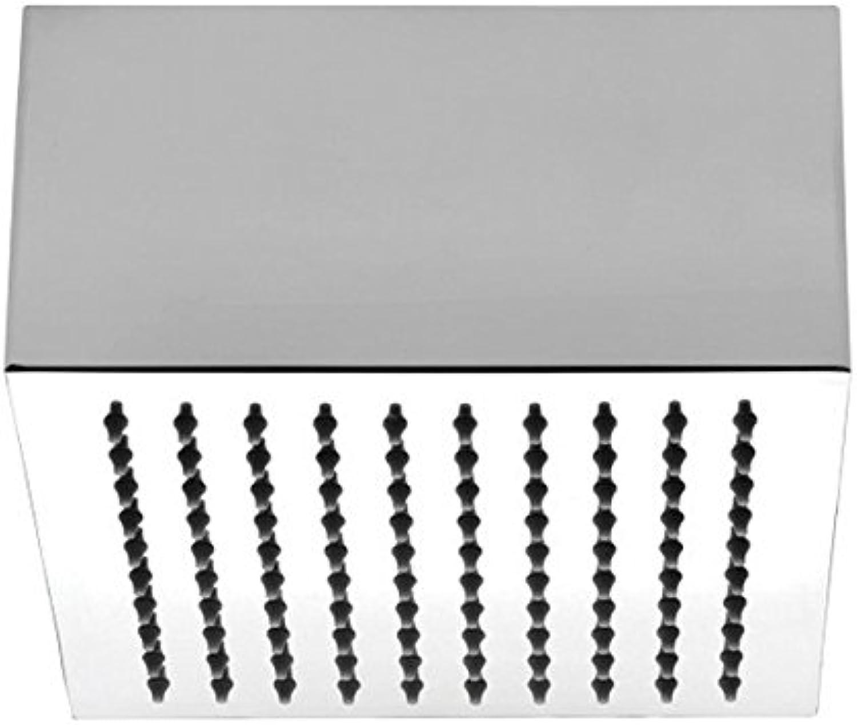 Demm Kopfbrause 20x20 cm - h.10 cmit Ausführung  chrom, 61463.C, 6693 h100