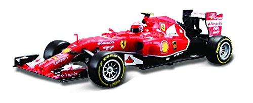 RC Rennwagen kaufen Rennwagen Bild 1: Maisto 581186 - Ferngesteuertes Modellauto 1:24 Ferrari F14T mit Fernando Alonso*