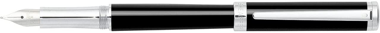 Direct sale of manufacturer Sheaffer Intensity Onyx Fountain Pen and Chrome-Plated Popular shop is the lowest price challenge with Trim
