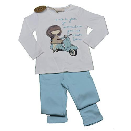 Anekke   Bonito pijama de niña con ilustración   Accesorios y Complementos para Mujer