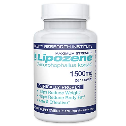 Top 10 best selling list for is lipozene all natural?