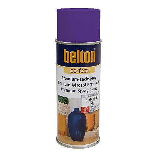 Unbekannt Kwasny Belton Perfect Lackspray Lack Spray Spraylack Premiumlack Premiumlackspray Premium Perfect Violett 400 ml