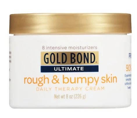 Gold Bond Ultimate Rough & Bumpy Skin Daily Therapy Cream 8.0 oz. (1 pack)