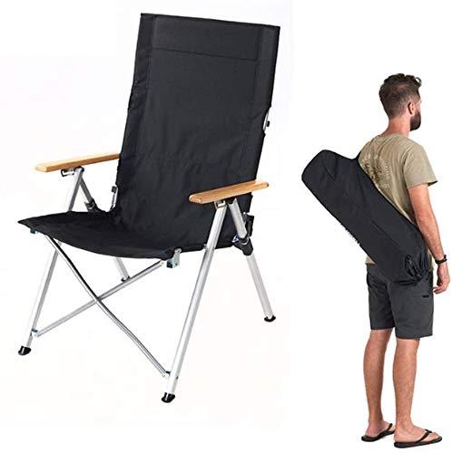 Chaises de camping chaises de plage pliantes portable léger Tissu Oxford Matériau Résistance Stable durable Tear souple et confortable for le camping plage voyage self-driving tour