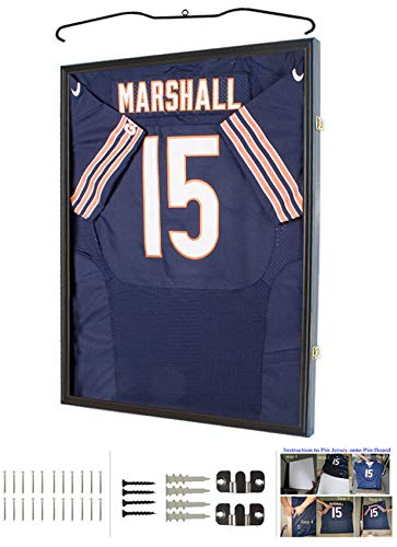 dallas cowboy jersey display case - 8