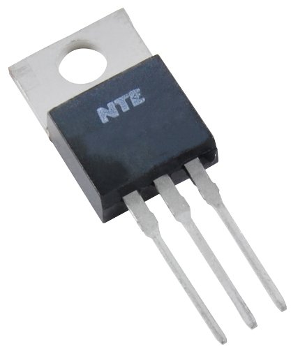 NTE Electronics NTE342 NPN Silicon Transistor, RF Power Output, TO220 Type Package, 35V, 2 Amp