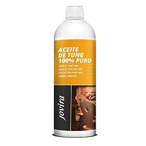 ACEITE DE TUNG (100% PURO) (500 ml)