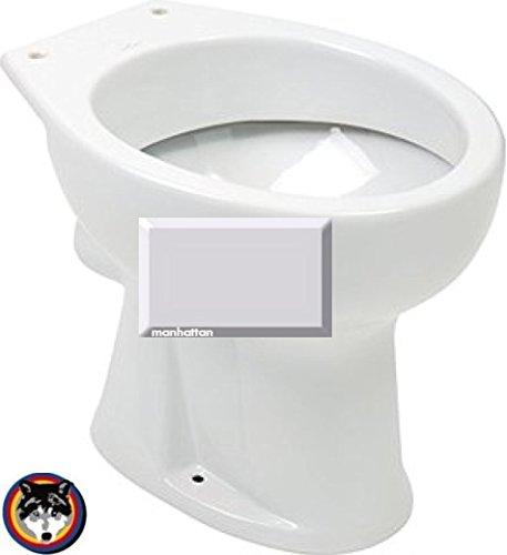 Gustavsberg Saval Stand WC Tiefspüler Farbe manhattan