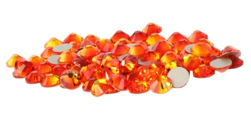 SS20 Swarovski Rhinestones - Fire Opal (1 Gross = 144 Pieces)