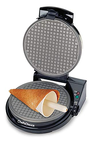 WaffleCone Express Nonstick Ice Cream Cone Maker (This is the one I've used for years and works great!)