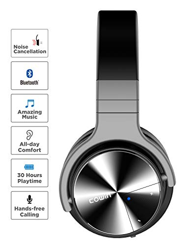 Features of the Cowin E7 Pro headphones