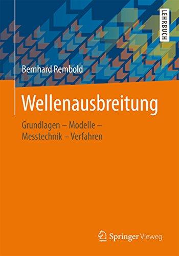 Wellenausbreitung: Grundlagen – Modelle – Messtechnik – Verfahren