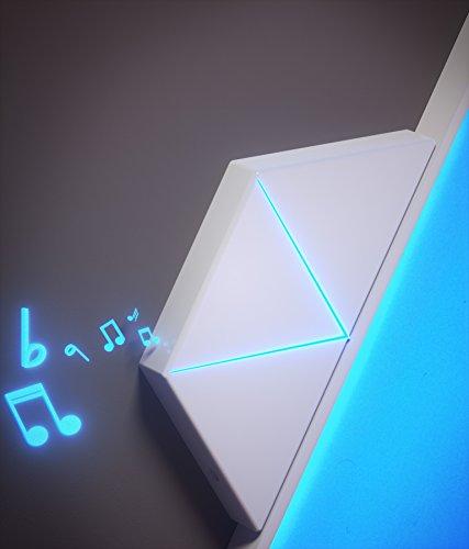 nanoleaf Light Panels (Aurora) Rhythm Musik & Sound Nachrüstmodul - 3