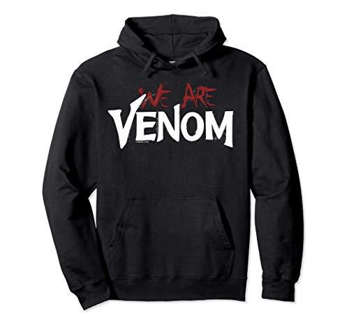Marvel Venom We Are Venom Splatter Sudadera con Capucha