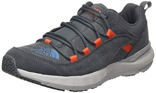 The North Face M Mountain Sneaker 2, Zapatillas de Senderismo Hombre, Gris Sombra Dk Gry Griffin Gry G3a, 40 EU