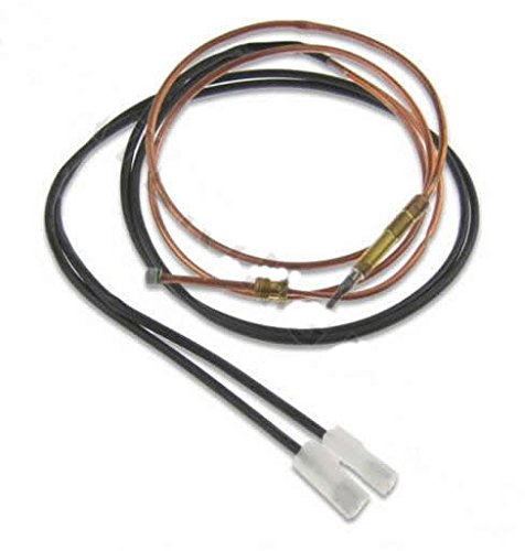 0 C3162 Electrolux Zanussi gaz friteuse thermocouple avec interrupteur fils Attached
