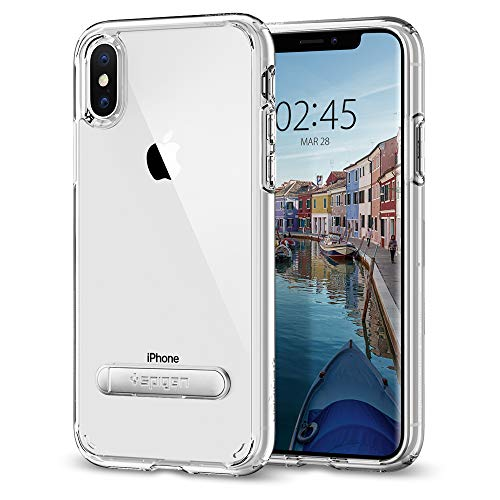 Coque iPhone X, Spigen [Ultra Hybrid S]...
