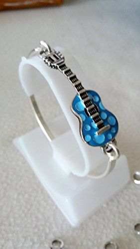 Pulsera Guitarra esmaltada