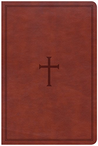Compare Textbook Prices for CSB Large Print Personal Size Reference Bible, Brown LeatherTouch Large type / Large print Edition ISBN 9781433647796 by CSB Bibles by Holman
