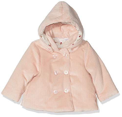 Chicco Cappotto Abrigo, Rosa Medio 015, 86 (Talla del Fabricante: 086) para Bebés