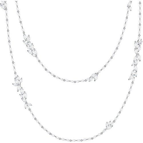 Swarovski Collana Sautoir Donna acciaio_inossidabile - 5418111