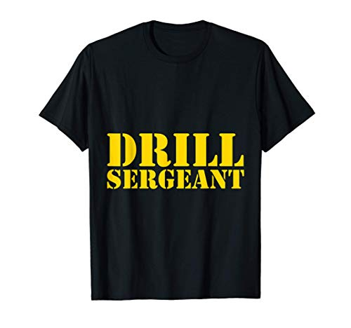 Drill Sergeant Gift for Drill Team Warrant Officer T-Shirt