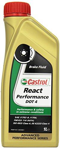 Castrol React Performance DOT 4 - 1L Flasche