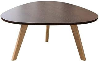 YUN-X Tables Table à thé Table Basse en Bois Gris Table de ...