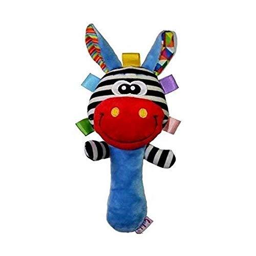 Lsv-8 Cochecito de juguete de 0 a 1 año de edad coche colgante cama animal juguete de peluche sonajero calmante cama Bell