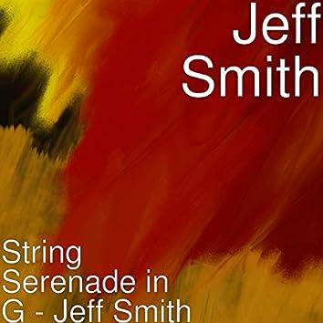String Serenade in G