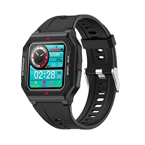 YDK 2021 FT10 Men's Smart Watch IP68 IP68 Impermeable Monitor De Ritmo Cardíaco para Niños Deportes Smartwatch Fitness Tracker Android iOS Teléfono,C