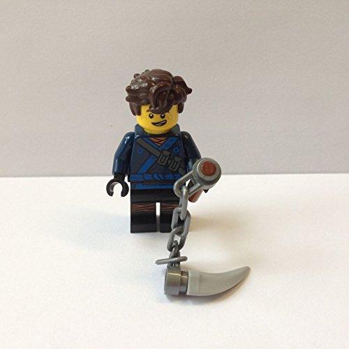 Lego Figur Jay -- Ninjago Movie -- (aus Set 70617)