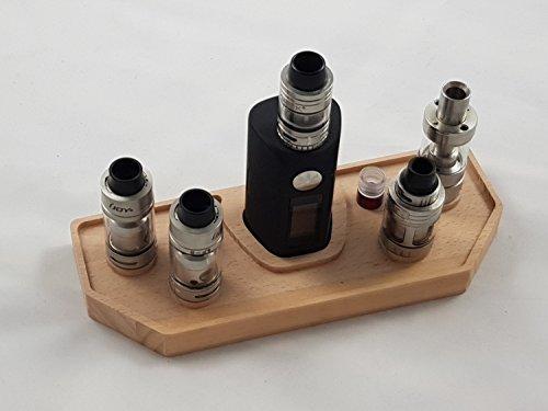 Steamer Mods Soporte para soporte de cigarrillos electrónicos Minikin V2, número de referencia 224