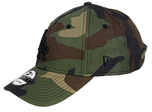 New Era Los Angeles Dodgers 9forty Adjustable Cap League Essential Camouflage - One-Size