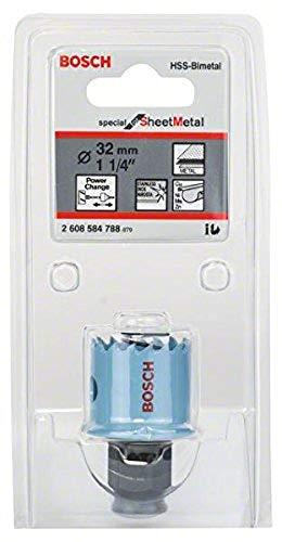 "Serra copo Bosch special for Sheet Metal 32 mm, 1 1/4"""