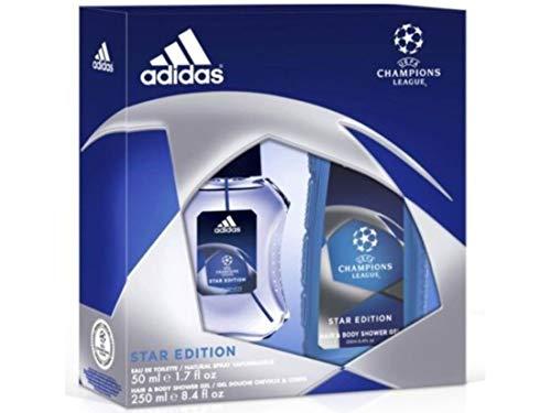 adidas Set De Regalo EDT 50ml + ducha 250ml Star Edition