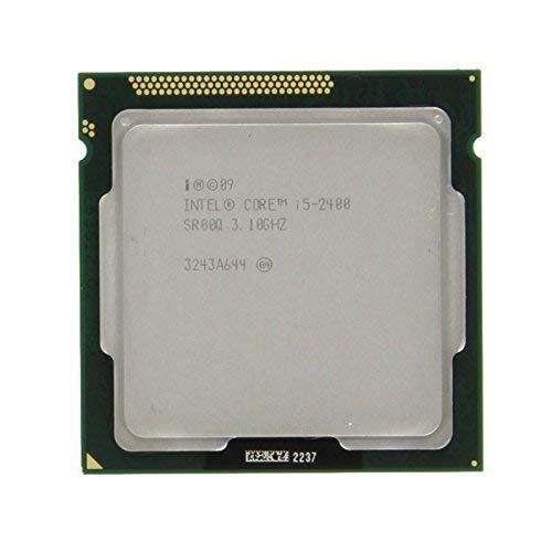 Intel Prozessor I5-2400 Quad Core 3,1 GHz Sockel LGA1155 SR00Q PC (überholt)