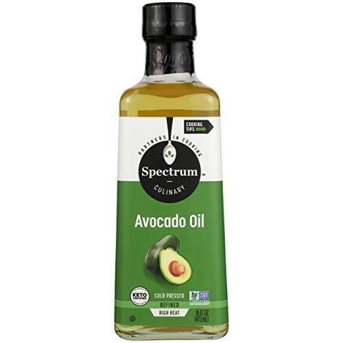 Spectrum Naturals, Oil Avocado, 16 Fl Oz