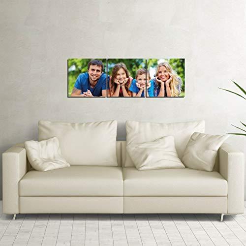 Detalles Creativos Personaliza tu Cuadro con la Imagen Que más te guste! Lienzos Personalizados Cuadros Personalizados Tú Foto en un Cuadro! Tu diseño en un Cuadro ! (40x50 cm)