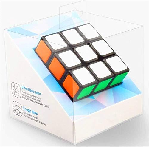 CuberSpeed Gans Speed Cube 3x3 Speed Cube GAN 3x3x3 Speed Cube (2020 Version with Gan Logo)