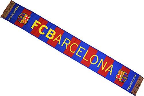 Officiële collectie FC Barcelona Sjaal