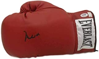 Muhammad Ali Autographed/Signed Boxing Everlast Glove 3A64430 10322 - PSA/DNA Certified - Autographed Boxing Gloves