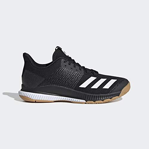 adidas Damen Crazyflight Bounce 3 Volleyballschuhe, Mehrfarbig (Negbás/Ftwbla/Gumm1 000), 47 1/3 EU