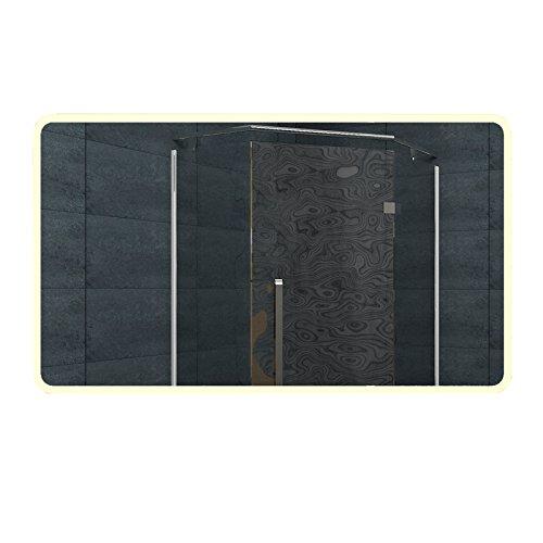 Lux-aqua Design LED Badezimmerspiegel Lichtspiegel Wandspiegel Spiegel 120x70cm