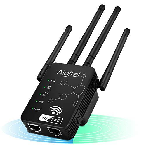 Amplificador Zonas  marca Aigital