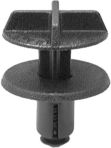 Price comparison product image Clipsandfasteners Inc10 Radiator Sight Shield Push-Type Retainers Compatible with Ford W705957-S300