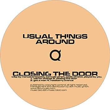 Closing the Door Ep