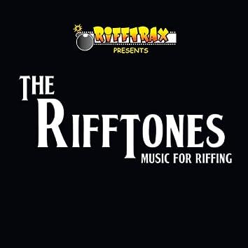 Rifftrax Presents The Rifftones: Music for Riffing